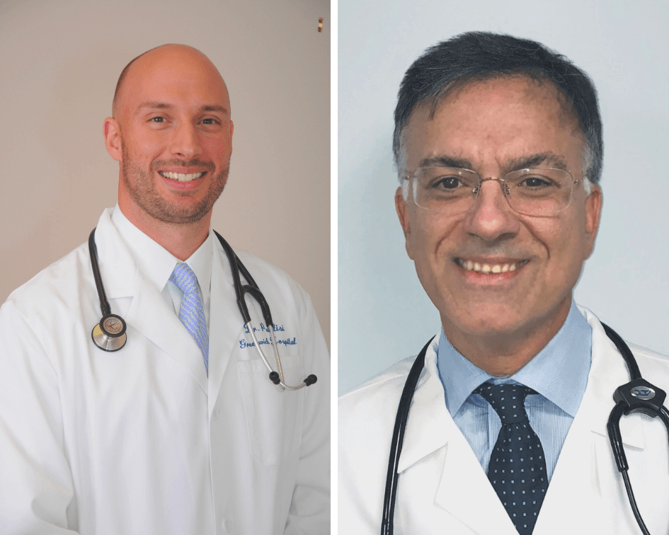 Dr. Jeff Puglisi and Dr. Ralph Cipriani of Glenville Medical Concierge Care
