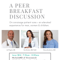 Jeff Puglisi, MD: A Peer Breakfast Discussion