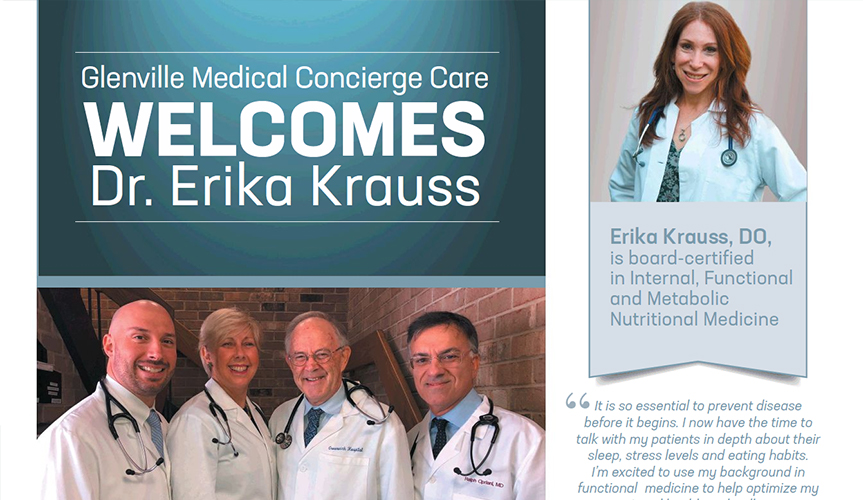 AD with Dr. Krauss